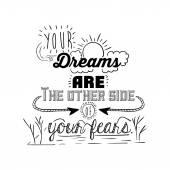 encourage quotes design