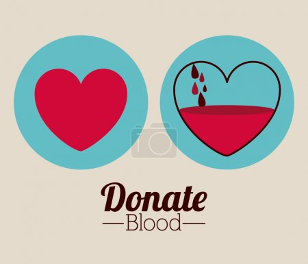 Blood donation design