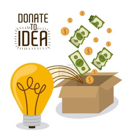 Donate to idea design
