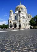 Námořní katedrála v kronstadt
