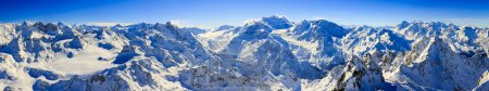 Mt Fort Peak Alps Region Switzerland