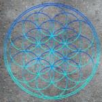 Flower of life , sacred geometry - symbol harmony ...