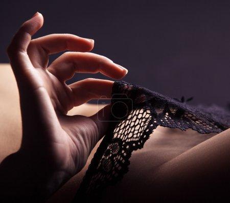 Playful hand