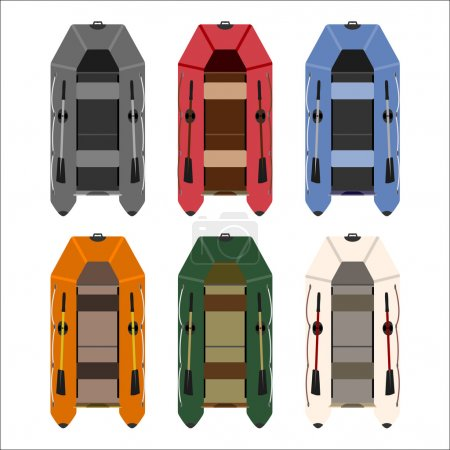inflatable boats for fishing, hunting and recreation