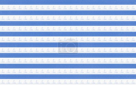 Background on marine theme with blue and white striped