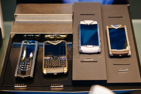 Vertu Mobile phone collection