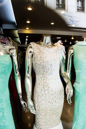 Mannequins in windows store