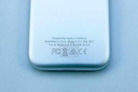 Siri remote detail