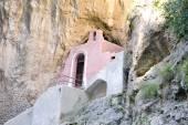 A characteristic church in Furore Fjord on the Amalfi Coast 120