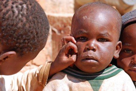 August 2014-Village of Pomerini - Tanzania- Africa...