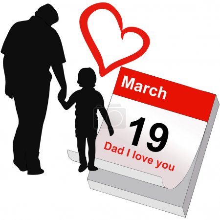March 19, today is the feast of my Dad