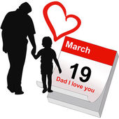 March 19 today is the feast of my Dad