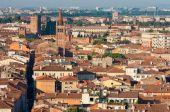 Aerial View of Verona - Italy