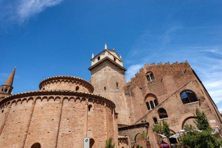 Mantua, Church Rotonda di San Lorenzo in Romanesqu...