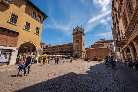 MANTUA, ITALY - MAY 9, 2021: Church Rotonda di San...