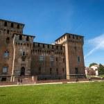 The medieval Castle of Saint George (Castello di S...