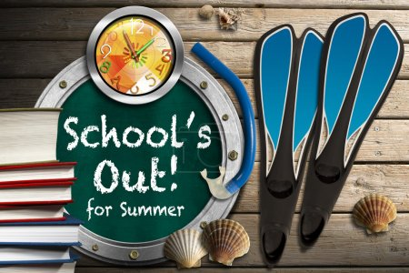 School is Out for Summer