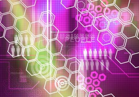 Innovative technologies concept