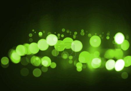 Background  with defocused lights