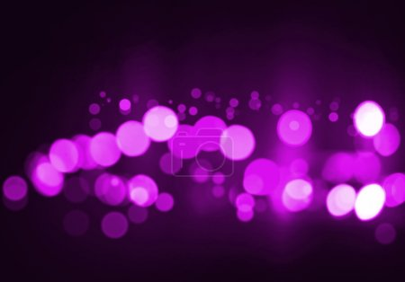 Background with Blurred light