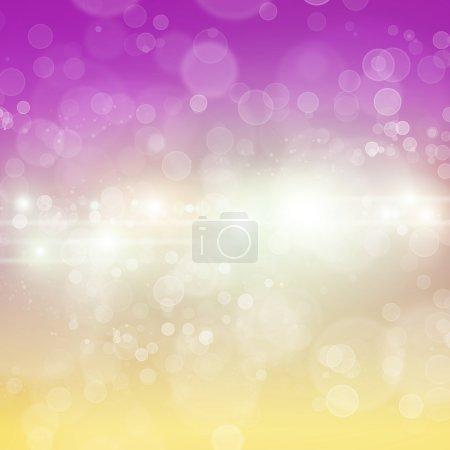 color blurred bokeh lights