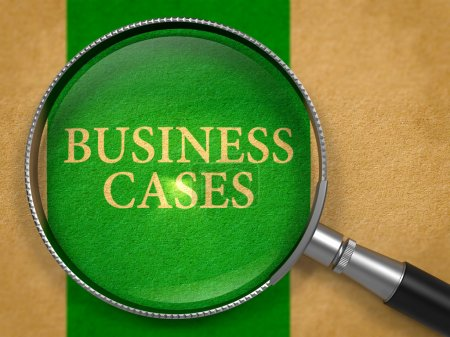 Business Cases through Lens on Old Paper.