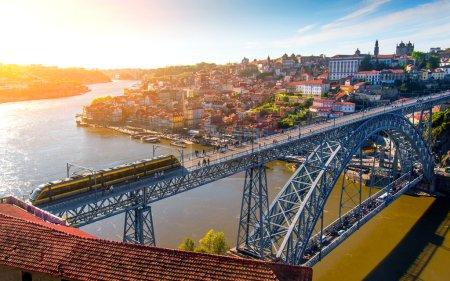 Oporto City view