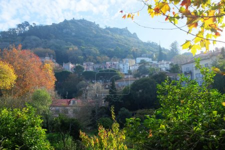 portuguese romantic town of Sintra