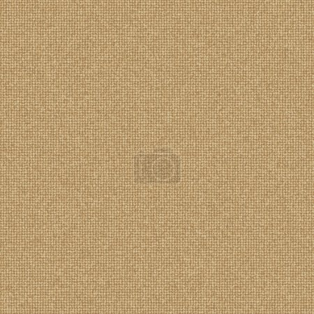 Illustration for Vector light natural linen texture for the background - Royalty Free Image
