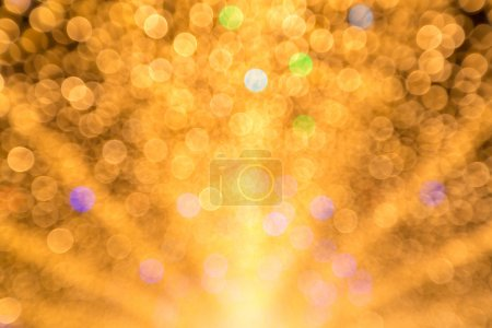 marquee light blur background