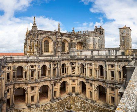 Knights of the Templar Convents of Christ Tomar Portugal