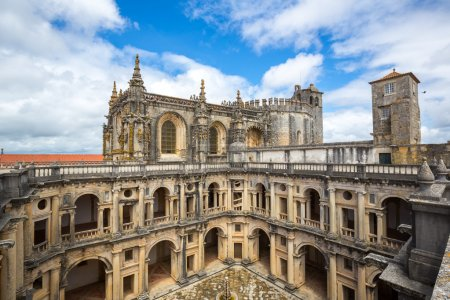 Knights of Templar Convents of Christ Tomar