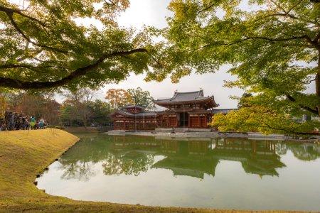 Byodo-in Temple in Japan