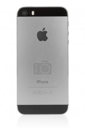 IPhone 5s Space Gray on
