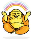 Happy Buddha Rainbow
