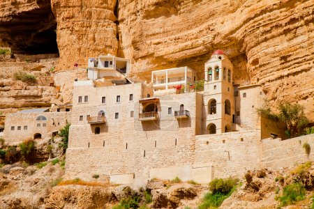St. George on the rock Greek convent