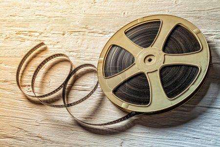 Vintage rouleau de film