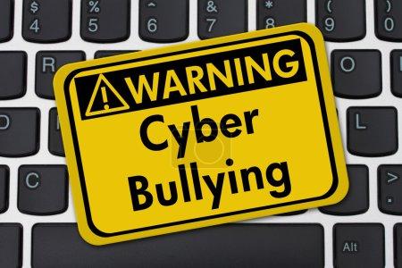 Cyber Bullying Warning Sign