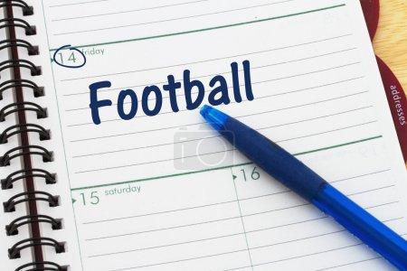 Friday night football schedule
