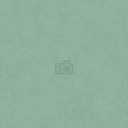 Green Thin Diagonal Striped Textured Fabric Background