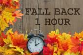 Změna času na podzim