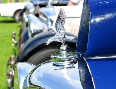 Riley vintage car