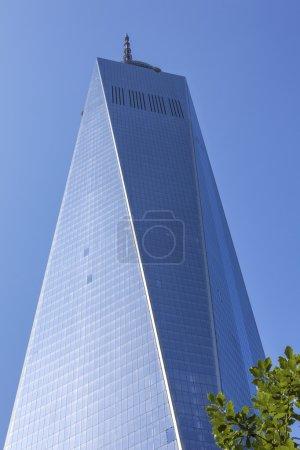 New World Trade Center Glass Building Skyscraper Skyline New Yor