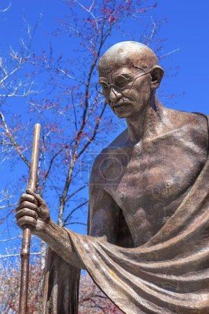 Gandhi Statue Indian Embassy Embassy