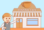 Coffee cafe restaurant