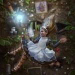 Постер, плакат: Alice in Wonderland