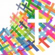 Christianity religion cross concept abstract backg...