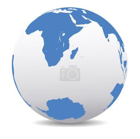 Южная Африка Мадагаскар и