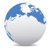 Pacific Rim North America Canada Siberia Russia and Hawaii Global World
