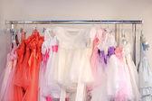 Krásné děti šaty pro děvčátka